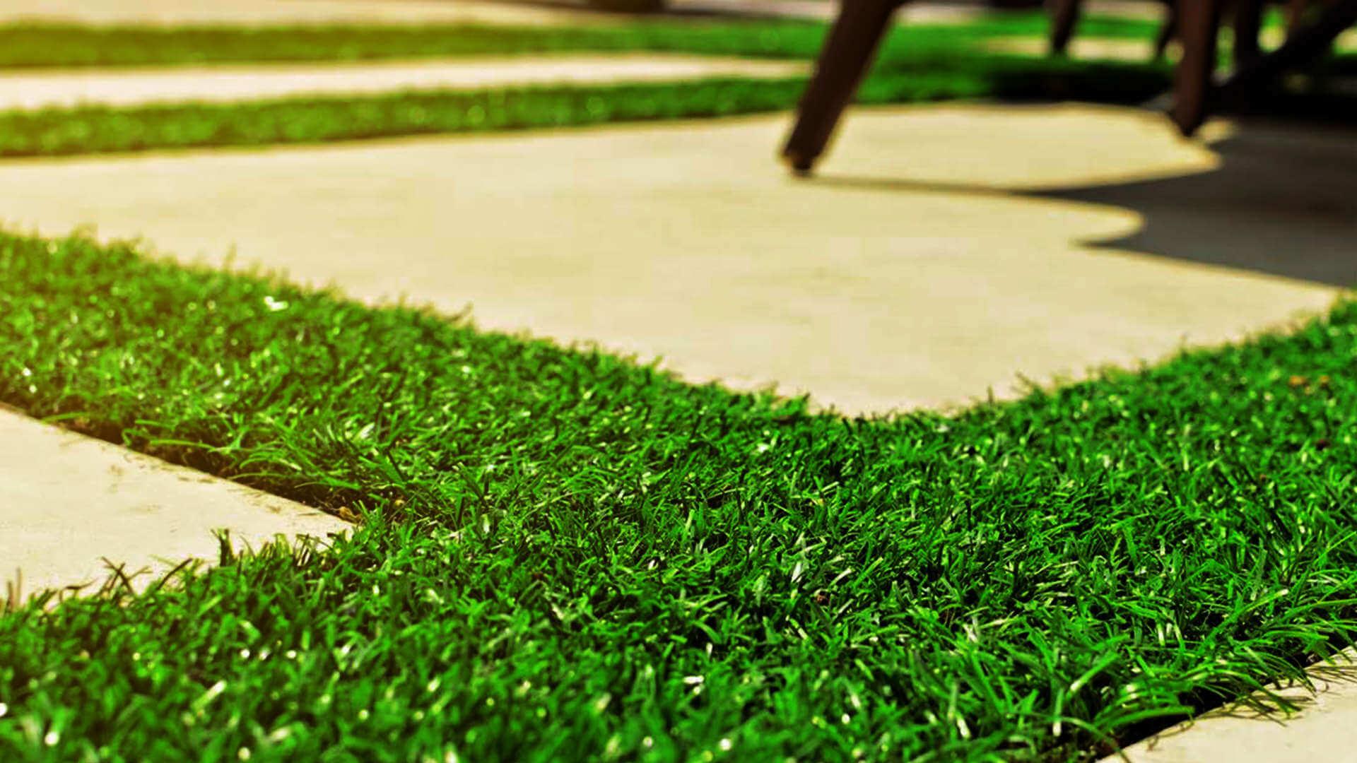 co jest potrzebne do montażu trawy)